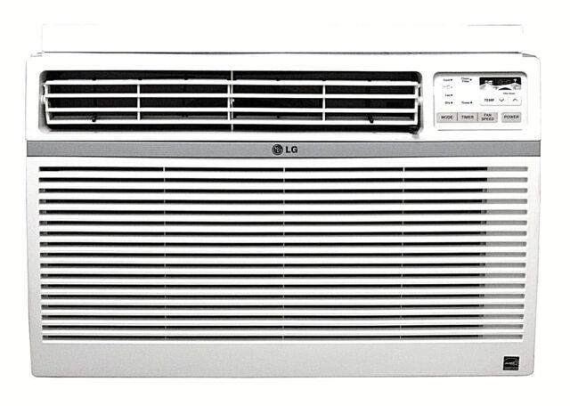 LG LW2516ER 24 500 BTU 230v Windowmounted Air Conditioner With