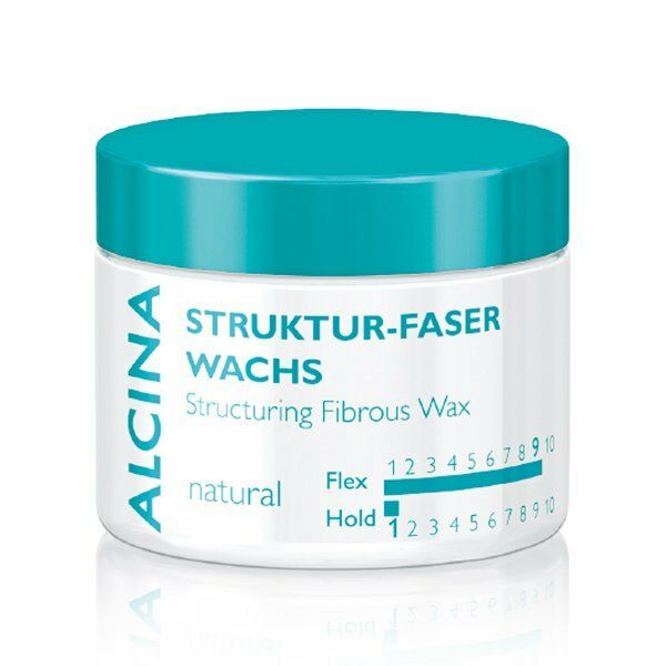 Alcina Styling natural Struktur-Faser-Wachs 50ml