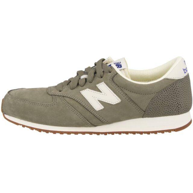 New Balance U 420 LMR Chaussures baskets champignon blanc cassé u420lmr 373 396