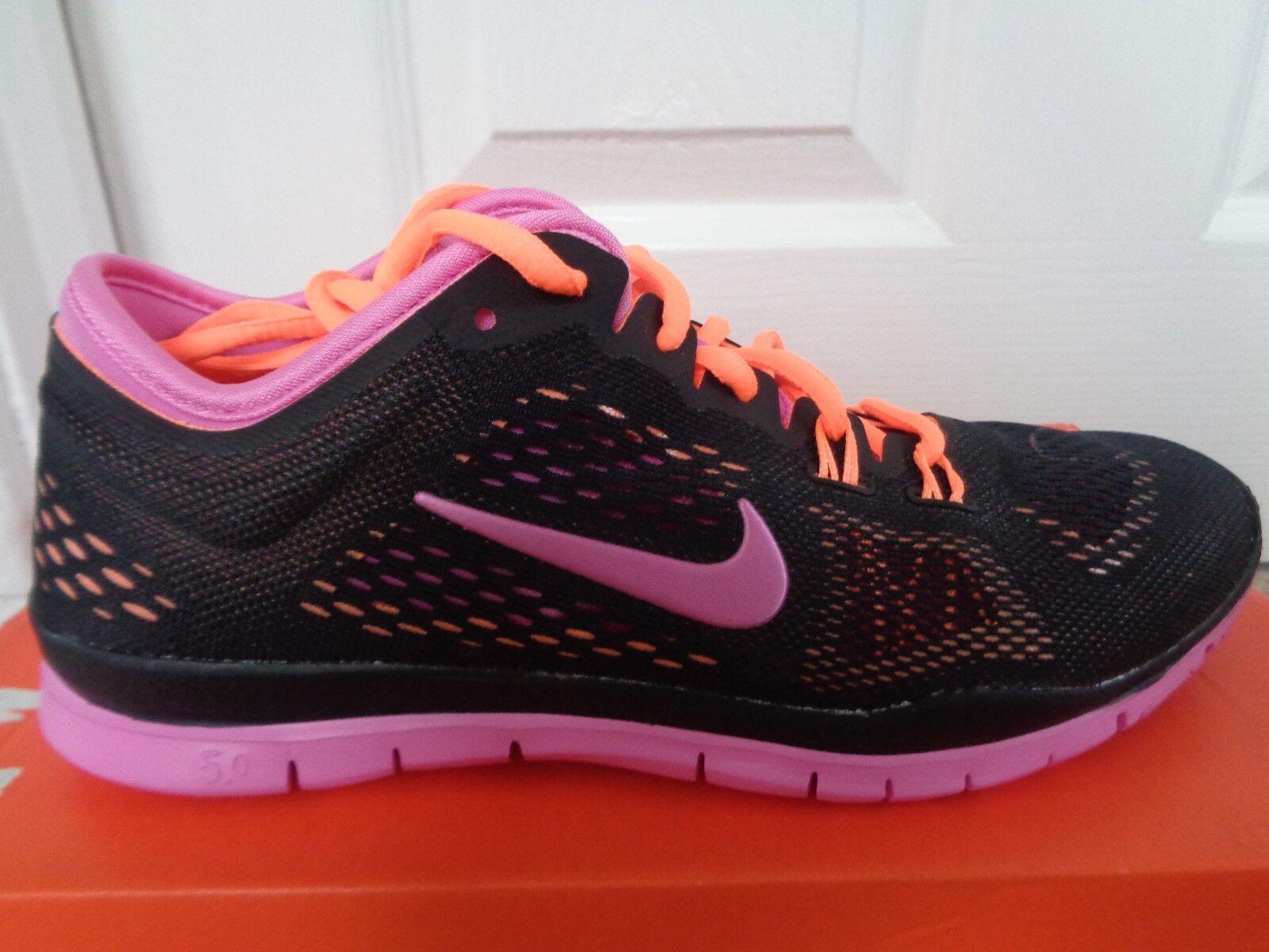 Nike Free 5.0 TR FIT 4 Wmns Scarpe Da Ginnastica 629496 002 UK 3.5 EU 36.5 US 6 Nuovo Scatola