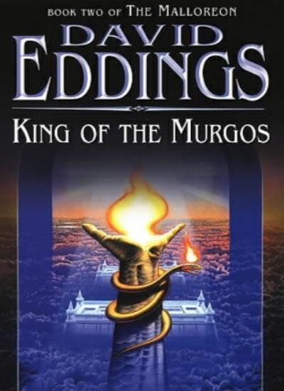 BOOK-King Of The Murgos: (Malloreon 2) (The Malloreon (TW)),David Edd