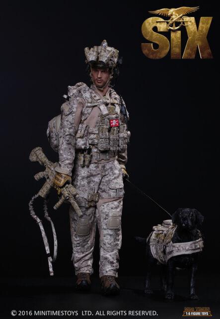 Dragon Plastic Figures Us Navy Seals Team 3 Action