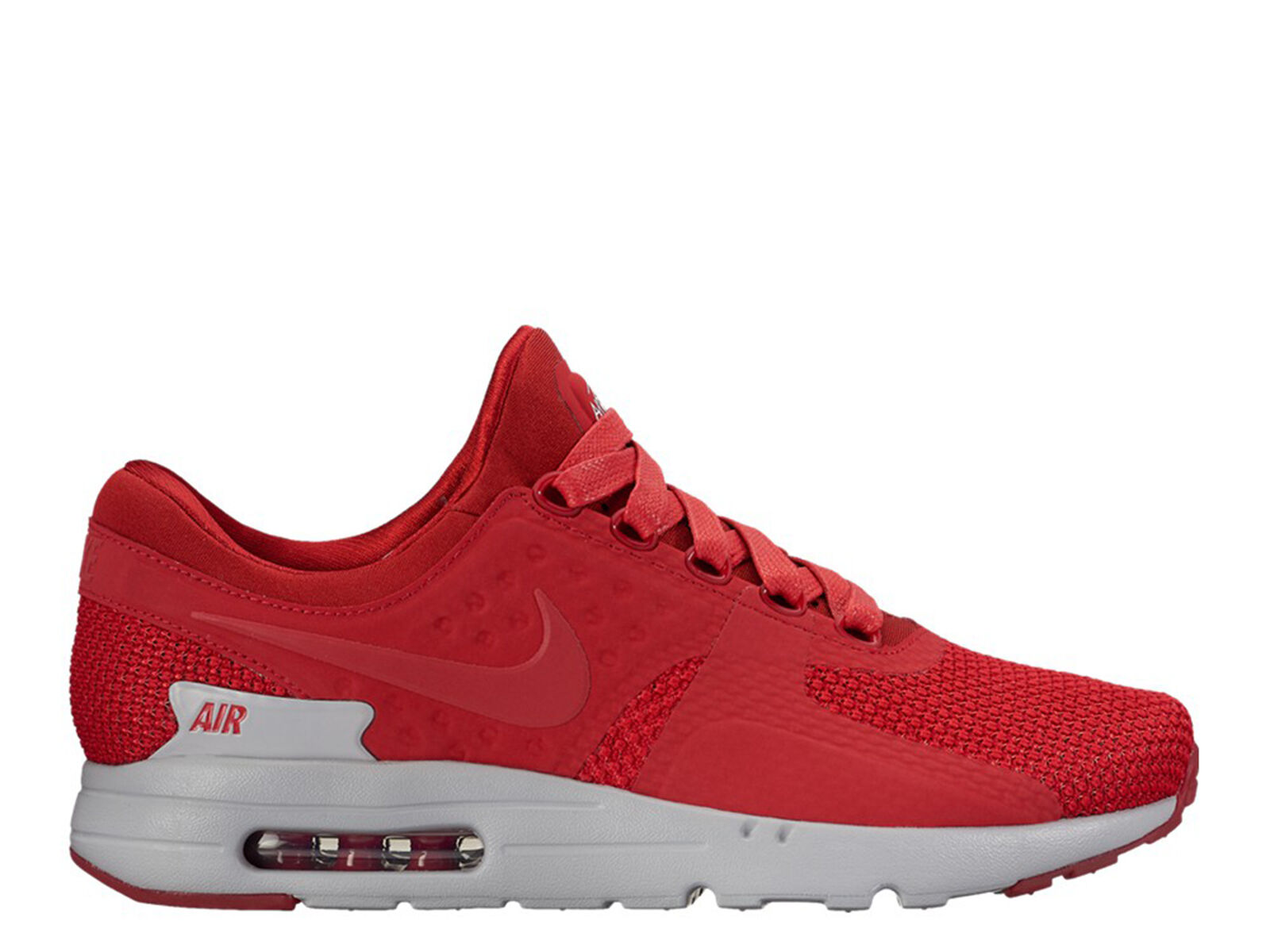 df042007162e3 Nike Air Max Zero Premium 0 men lifestyle sneakers NEW gym red 881982-600