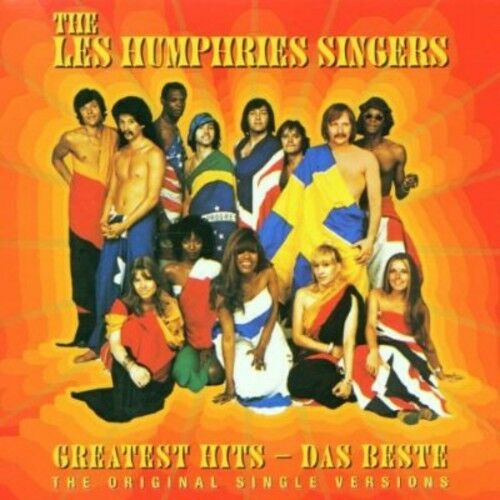 Les Humphries, Les H - Greatest Hits-Das Beste [New CD] Germany -