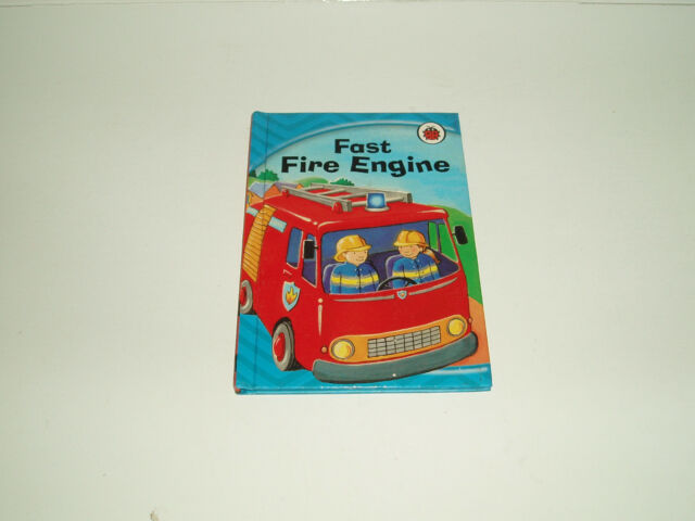 "Ladybird book ""Fast Fire Engine"" by Jillian Harker (2006)"