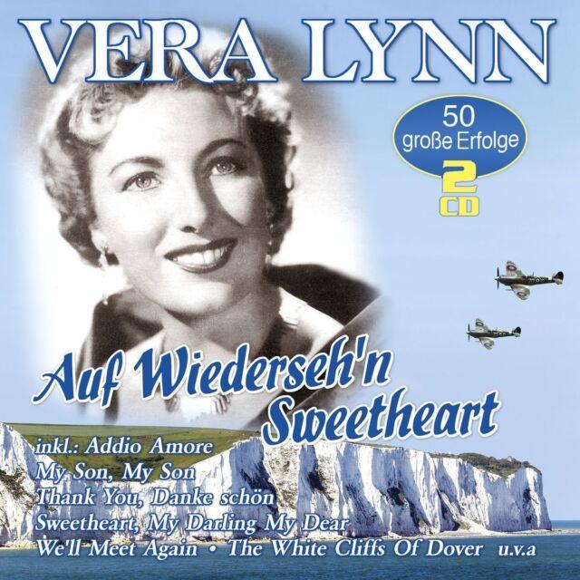 CD Vera Lynn Auf Wiederseh'n Sweetheart Doppel CD (K146)