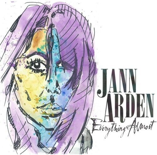 Jann Arden - Everything Almost [New CD] Canada - Import