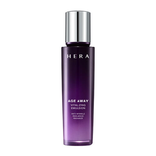 HERA Age Away Intensive Emulsion 120ml Mineral Fusion, Intense Hydration Face Cream, Moisturize, 3.4 oz(pack of 4)