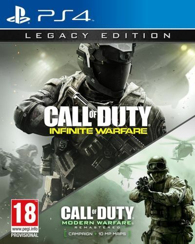 Call of Duty: Infinite Warfare Legacy Edition PS4 NEW UK - 1st Class Delivery