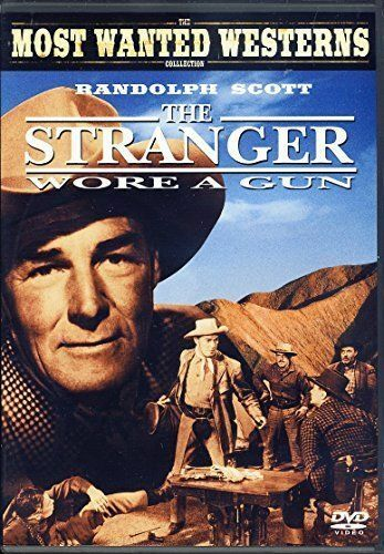 The Stranger Wore a Gun : NEW DVD