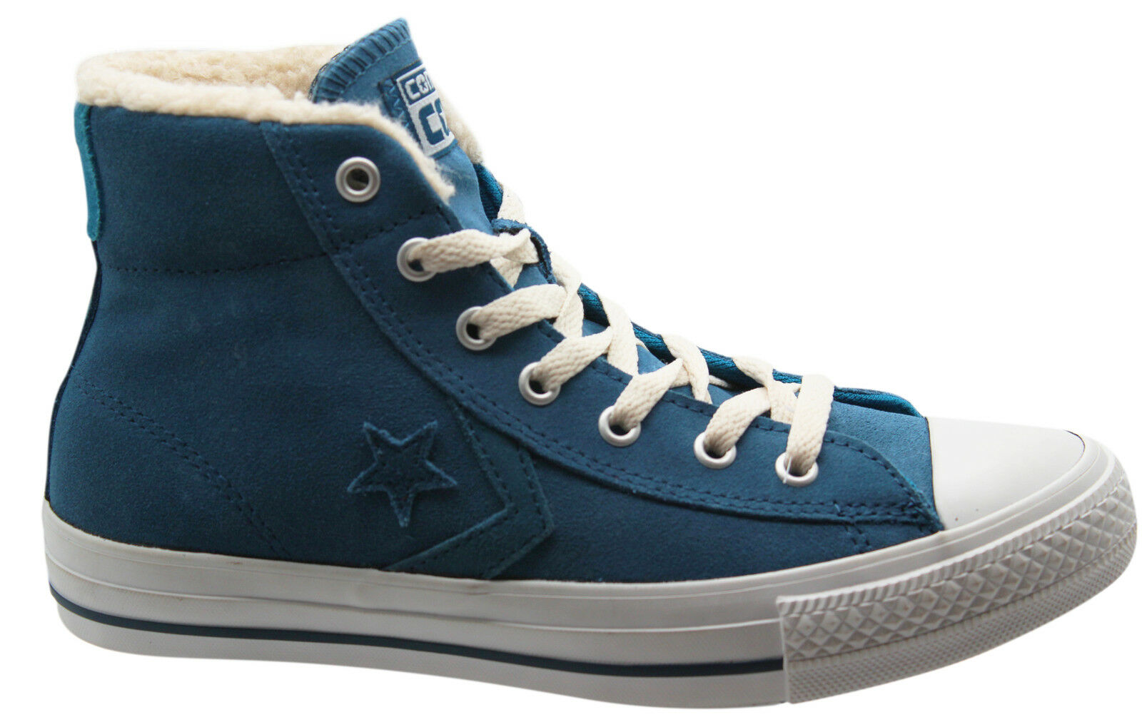 CONVERSE Chuck Taylor Unisex Star Plyr Mid Trainers Blue