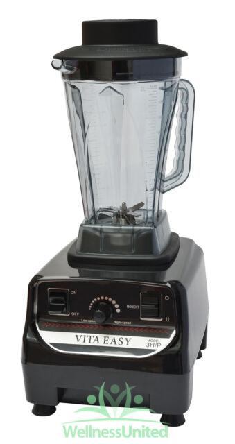 Vita Easy VE767 High Power Blender 2200W 3HP Motor
