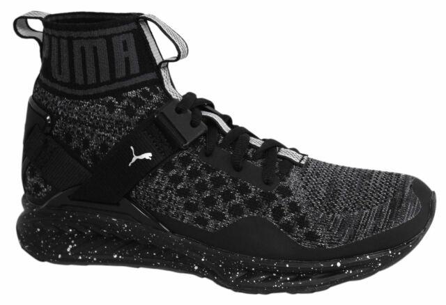 Puma Ignite evoknit metallo Sneaker donna Nero 189896 01