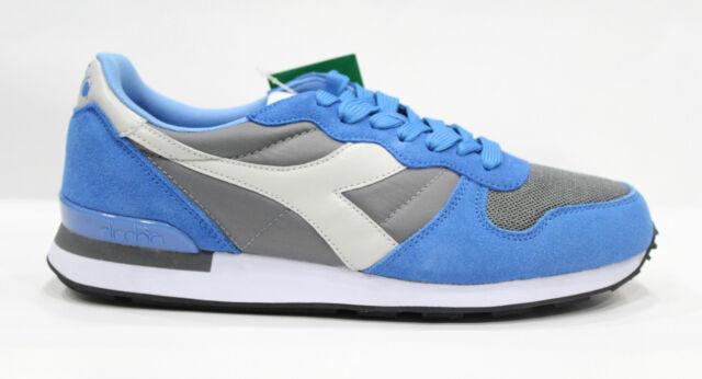 Scarpe Diadora Camaro C6221 Shoes Sneakers Basse Unisex Blue/Steel Gray