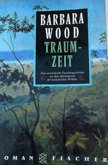 ROMAN TRAUMZEIT barbara wood FISCHER