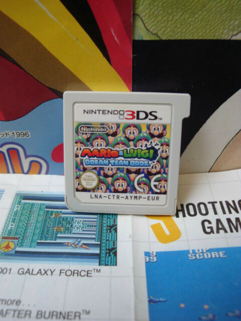 Nintendo 3DS:Mario & Luigi - Dream Team Bros [TOP & 1ERE EDITION] SEUL - Fr