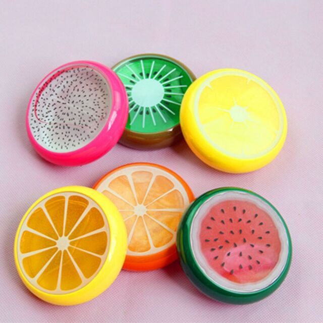 1Pc Intelligent Hand Gum Plasticine Slime Crystal Fruit Clay Rubber Mud Kid Toys