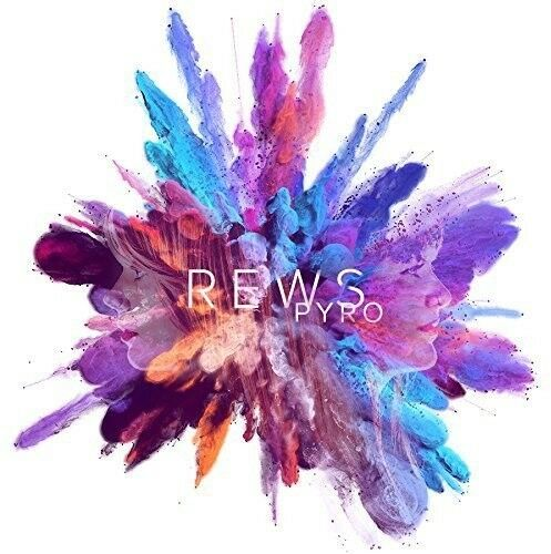 Rews - Pyro [New CD] UK - Import
