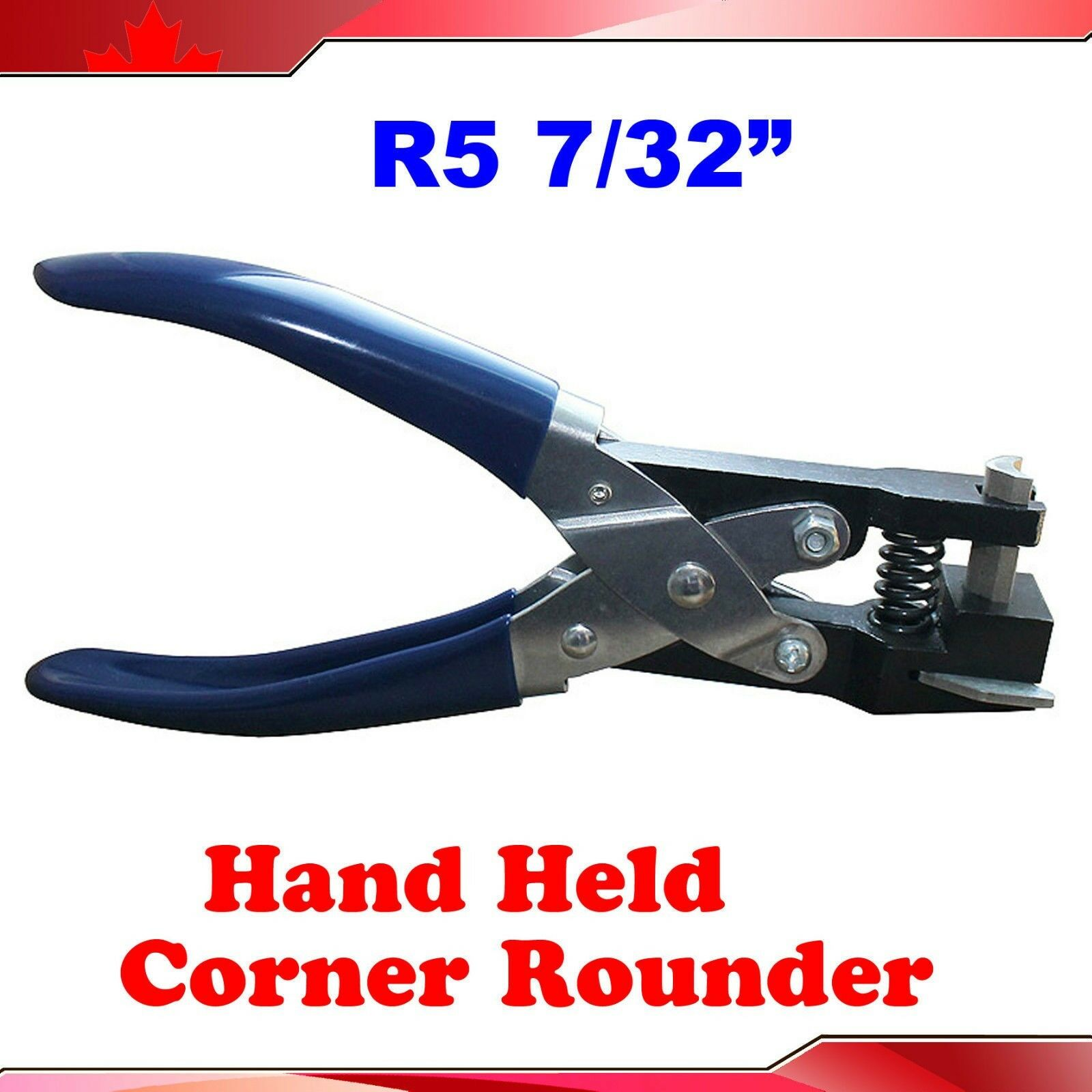 Hand hold r5 732 corner rounder business card punch all steel picture 1 of 3 magicingreecefo Images