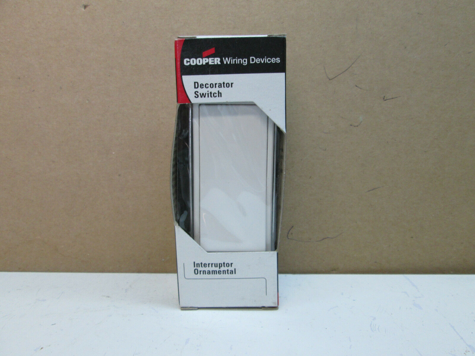 Cooper Wiring Devices 7503W White 15a 3-way AC Quiet Decorator ...