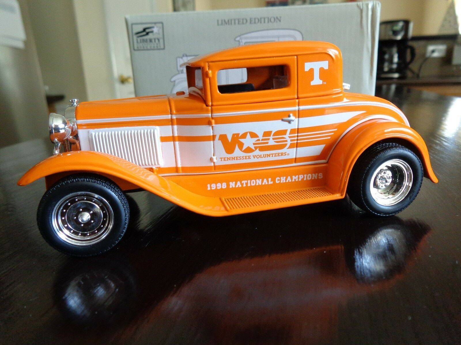 University of Tennessee Volunteers Ford Model a Chopped Street Rod ...