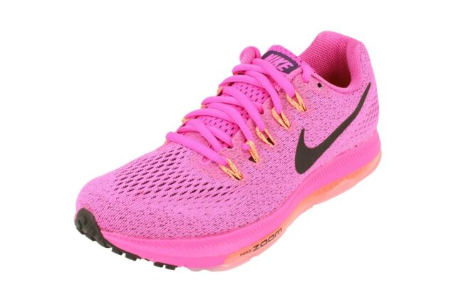 NIKE DONNA ZOOM All Out Basse Scarpe da corsa 878671 600 Scarpe da tennis