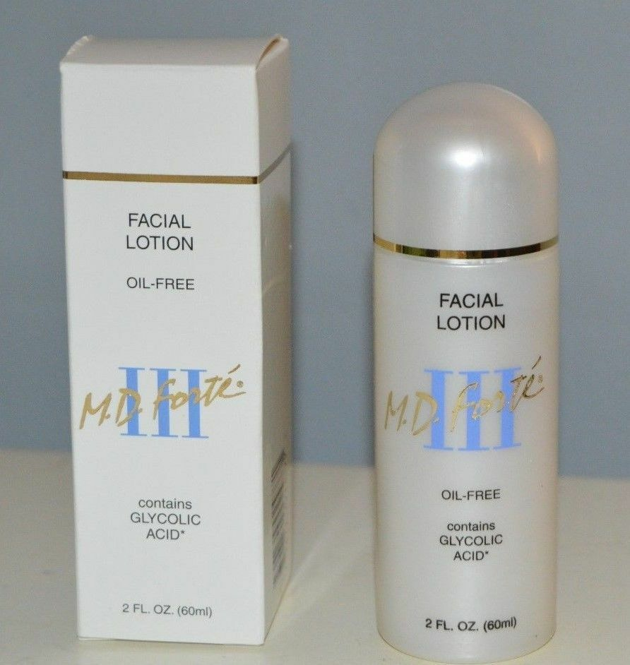 Cleanser facial forte iii m.d