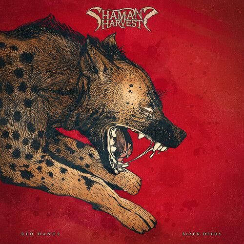 Shaman's Harvest - Red Hands Black Deeds [New CD]