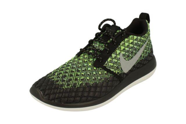 Nike Roshe DUE Flyknit 365 scarpe uomo da corsa 859535 Scarpe da tennis 700