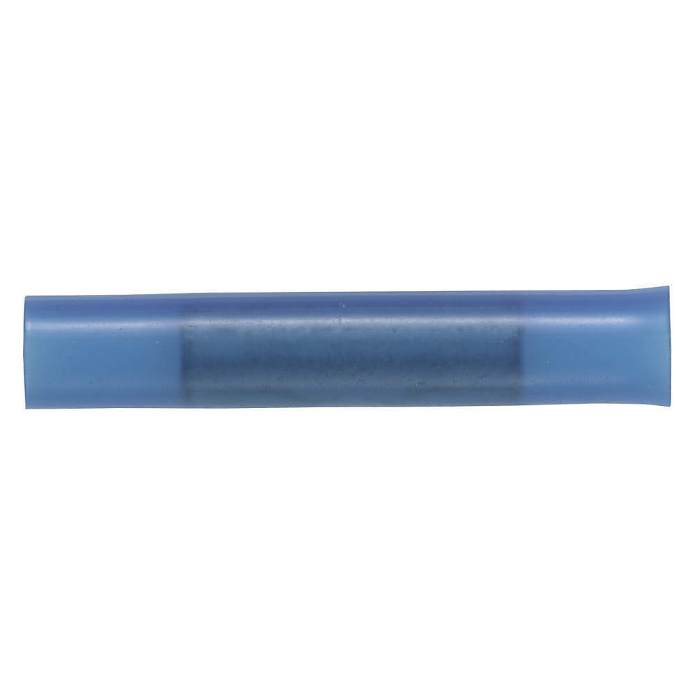 Panduit Bsn14-c Butt Splice Nylon Insulated 16 - 14 AWG Wire Range ...