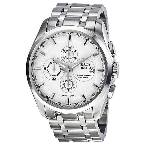 Tissot Couturier Chronograph Automatic Mens Watch T0356271103100-AU