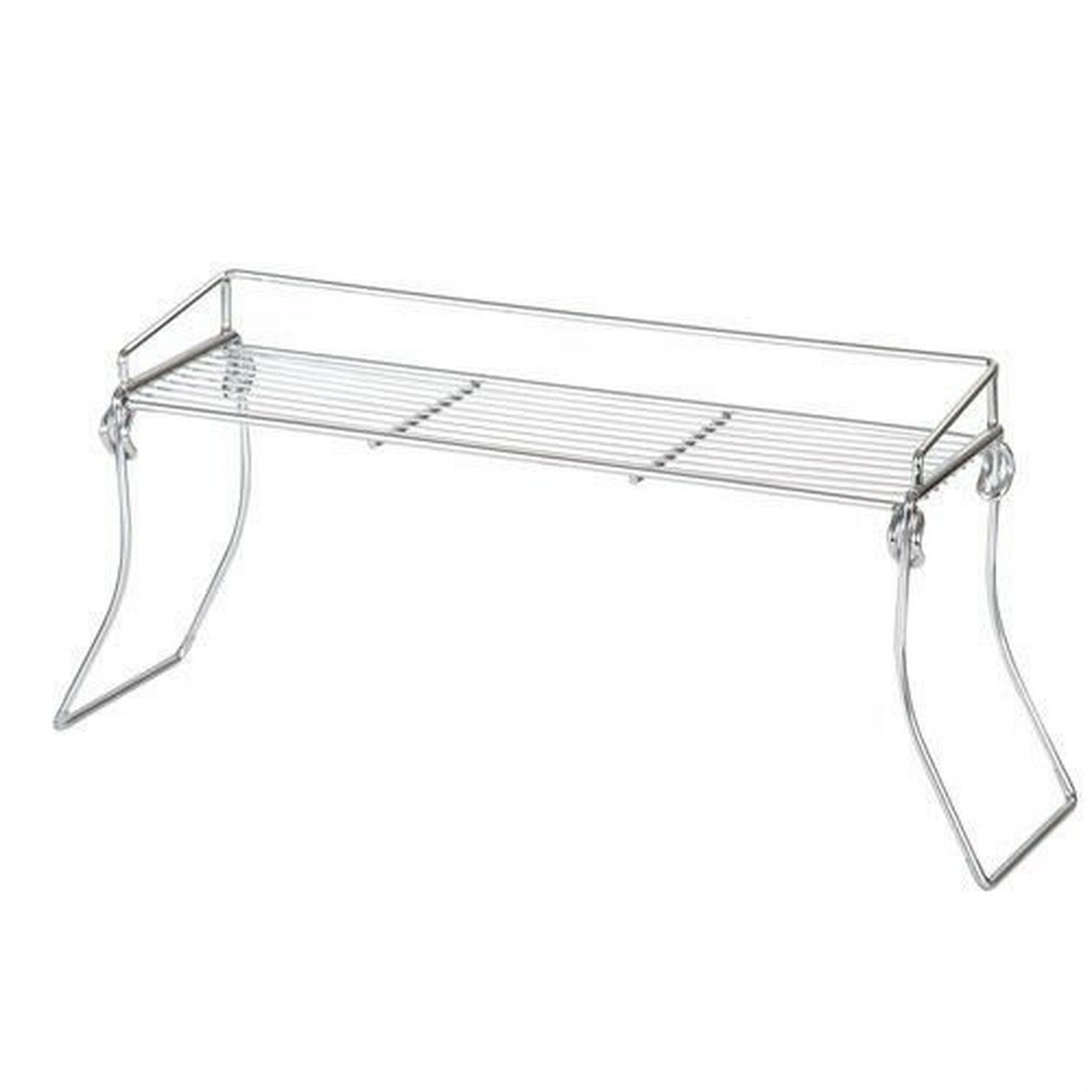 Nice Mainstays Over The Sink Shelf, Chrome By Mainstays