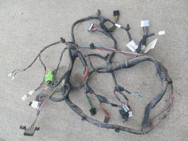04 Jeep Wrangler Under Dash Wire Wiring Harness Part 56047207AC