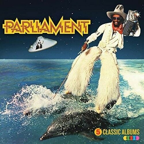 Parliament - 5 Classic Albums [New CD] UK - Import