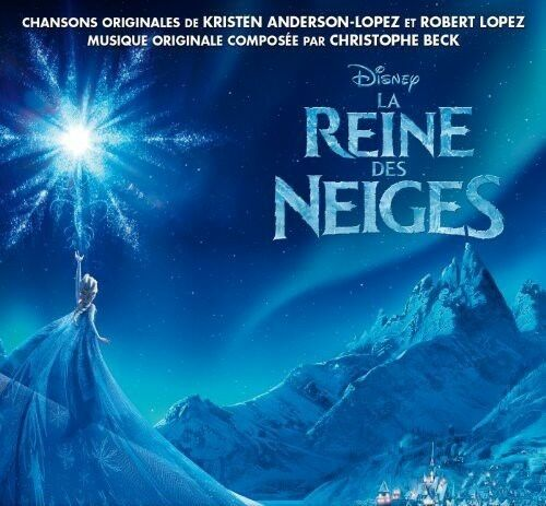 La Reine Des Neiges - La Reine Des Neiges (Original Soundtrack) [New CD]