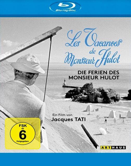 Die Ferien des Monsieur Hulot (Jacques Tati)                     | Blu-ray | 397
