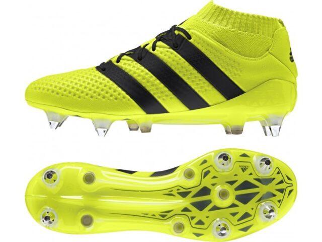 free shipping f9c3b 31074 42 EU adidas Ace 16.1 Prime Scarpe da Calcio Uomo Multicolore k5T