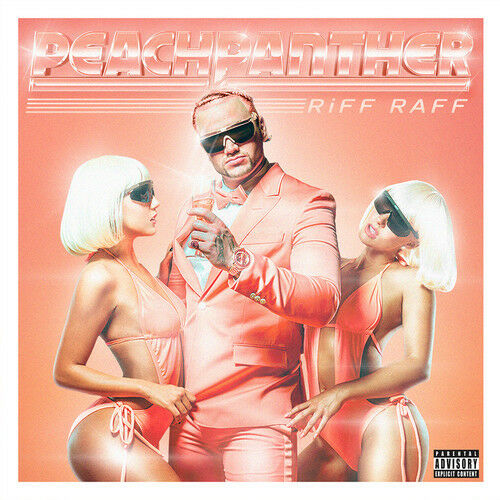 Riff Raff - Peach Panther [New CD] Explicit
