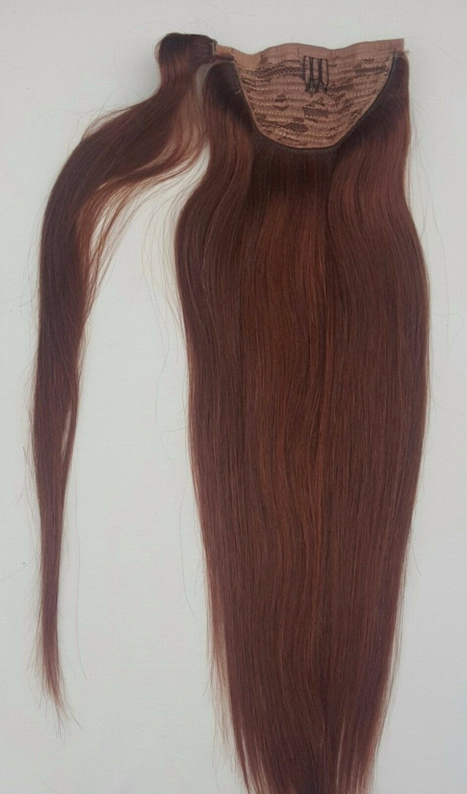 18inches 100 Human Hair Wrap Around Ponytail Hair Extensions 33
