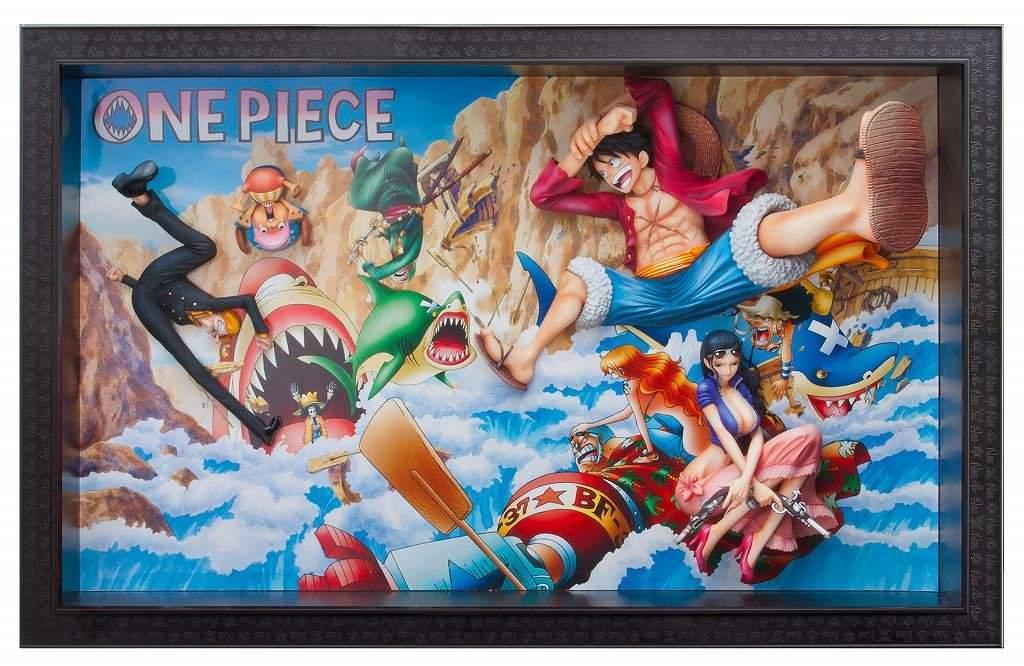 Charm One Piece Episode Frame Sentinel 2 Japan   eBay