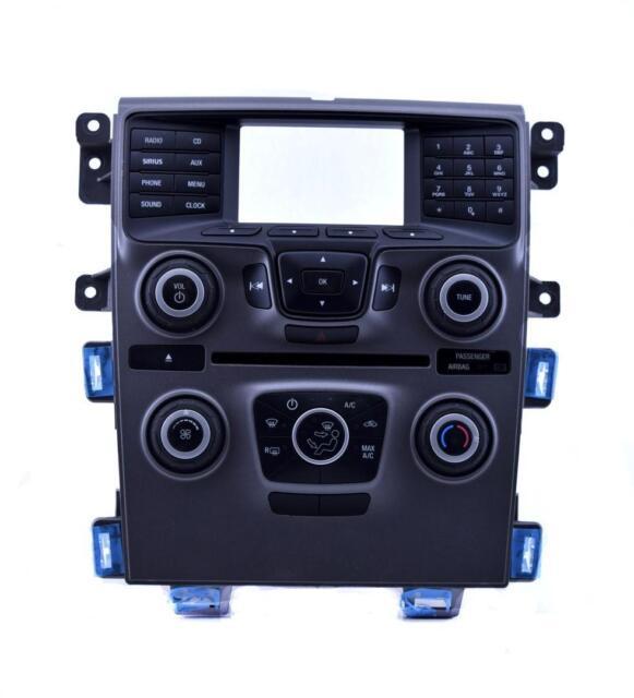 Ford Edge Bezel Oem Console Faceplates Dash Radio Heat A C Control