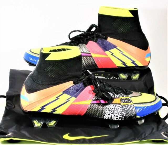 Nike Mercurial Superfly SE FG What The Soccer Cleats Sz 9.5 NEW 835363 007  RARE