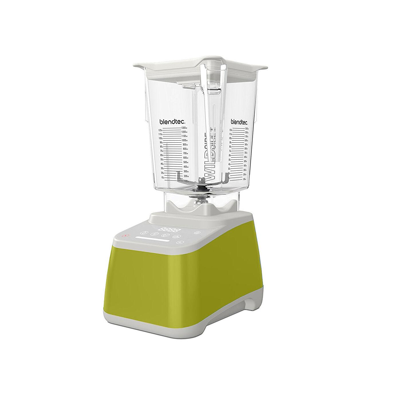 DESIGNER Blendtec 625 Blender Chartreuse 11 Speed 849369002627 | eBay