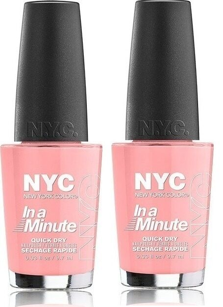 2 Nyc Color In A Minute Quick Dry Nail Polish 271 Upper West Side