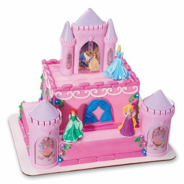 Princess Castle Cake Decorating Kit
