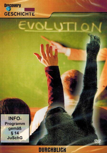 DVD NEU/OVP - Evolution - Durchblick - Discovery Geschichte