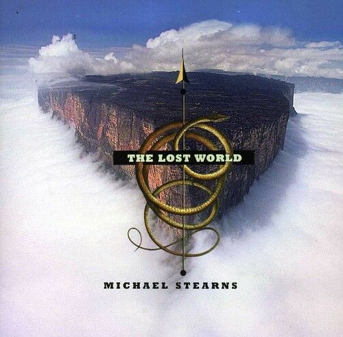 Michael Stearns - Lost World [New CD]