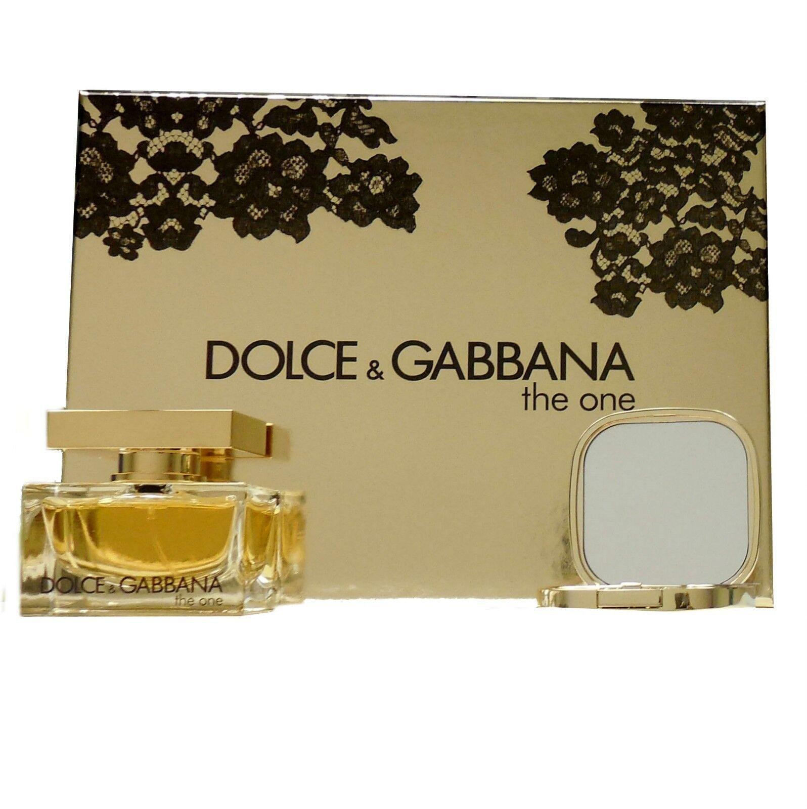 Dolce & Gabbana The One Gift Set for Women (eau De Parfum Spray ...