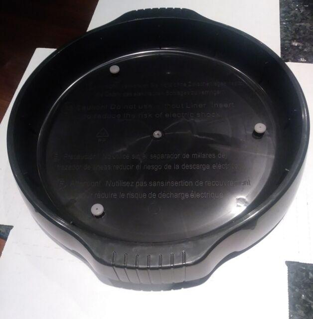 Nuwave Pro Infrared Oven Model 20355 Black Ebay