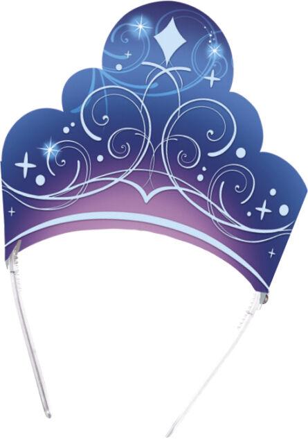 6 x Disney Cinderella Princess...Paper Tiaras